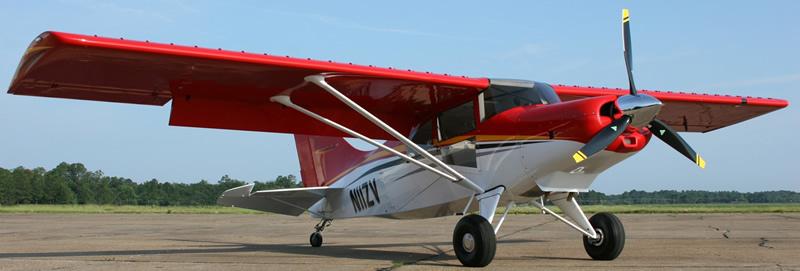 Maule_Air_MX-7_Series_Airplane